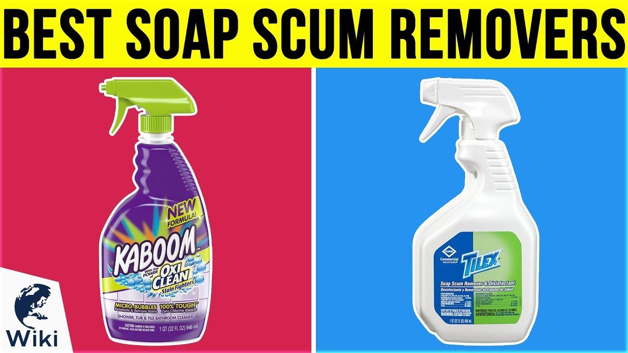 10 best soap scum removers 2019