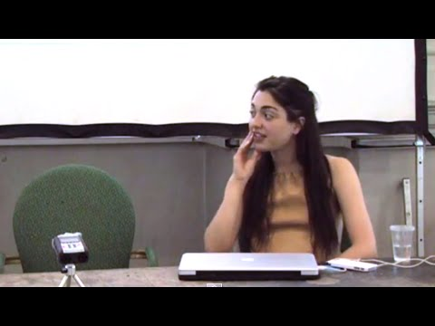 Amalia Ulman & Dr Cadence Kinsey - in Conversation, 2013