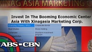 Scam warning, Xinagasia Marketing Corp.