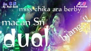 Sn Mendua Miss Chika Ara Berby F T Miss Anis