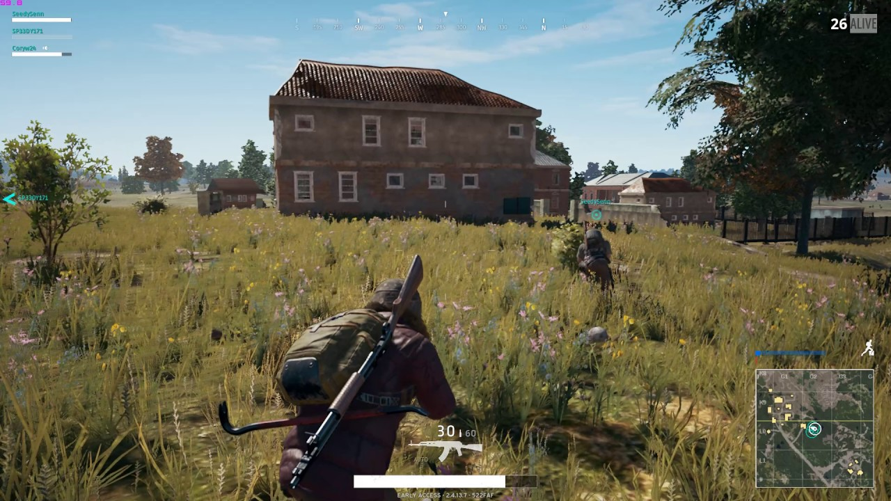 Pubg Gameplay: Last Team Standing Tactical Squad Gameplay - YouTube
