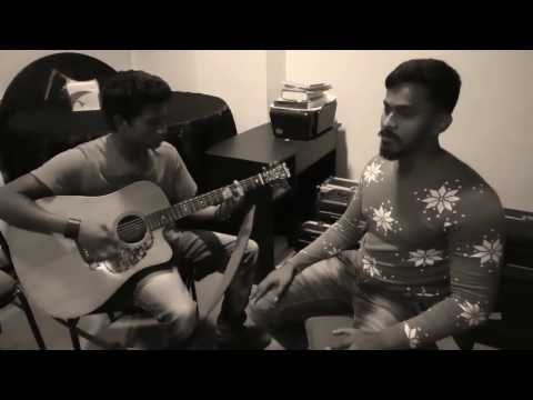 Jaag musafir jaag graceband acoustic backstage ( Raman kalotra )