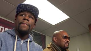 Floyd Mayweather Shares Adrien Broner Friendship Soulja Boy vs Chris Brown And Who is Next p4p