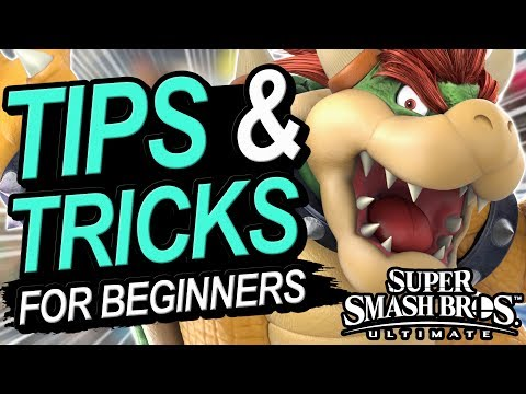 5 Beginner TIPS & TRICKS For Super Smash Bros. Ultimate