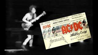 "AC/DC - Mainz-Finthen / Airfield 07.09.1991 ""Monsters Of Rock""-Tour..."