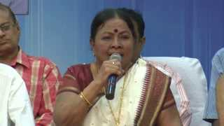 Emotional Speech video By Manorama Aachi