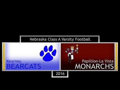 Football: 2016 PLHS v Kearney
