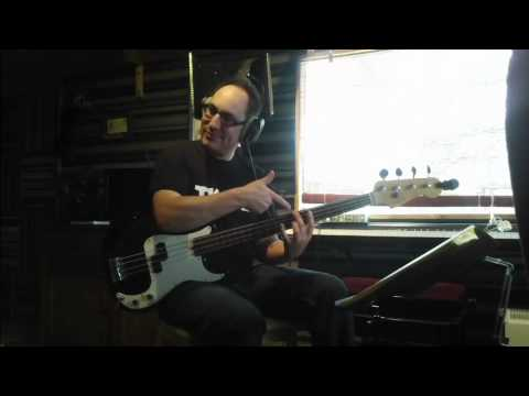 Hilarious bass session