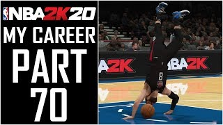 """NBA 2K20 - My Career - Let's Play - Part 70 - """"3-Point Contest, Dunk Contest"""""""