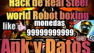 Real Steel World Robot Boxing Hack / Cheats (Unlimited Gold, Coins)