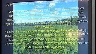 Gospodarka leśna w Polsce wzorem zrównoważonego rozwoju - dr inż. Konrad Tomaszewski