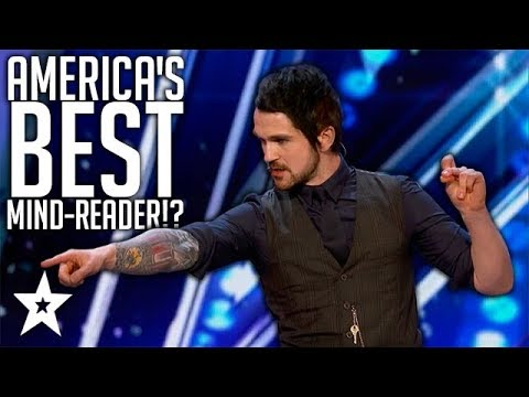 Colin Cloud Is Sherlock Holmes on Americas Got Talent | Got Talent Global