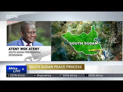 South Sudan's Army spokesman accuse rebels of attacking military post