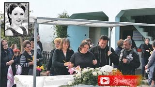 Sahranjena u VENČANICI, Kristina 15 god. / Tuga i očaj