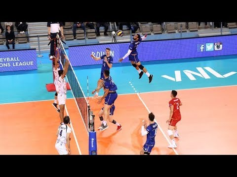 TOP 20 Legendary Volleyball Pipe Attacks Of All Time (HD)