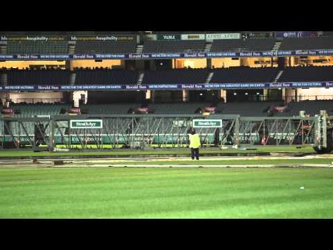Where Does The MCG Pitch Come From?