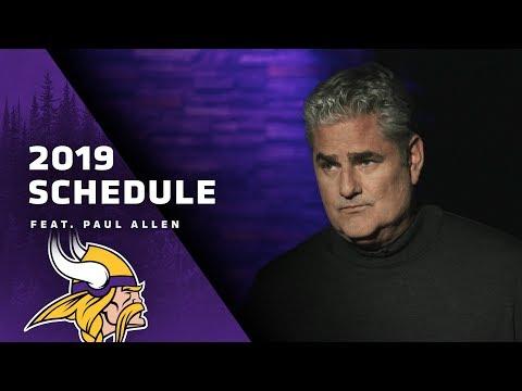 2019 Minnesota Vikings Schedule Release | Haiku Edition