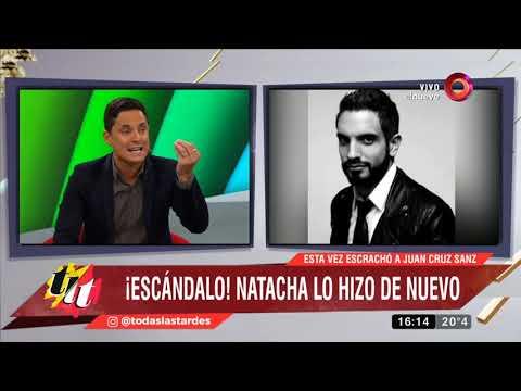 Sexo, drogas y Twitter Natacha vs Juan cruz Sanz