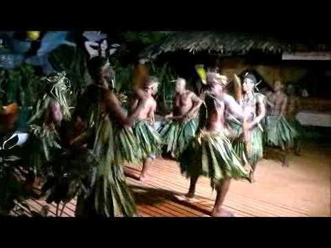 Solomon Islands Dance Traditional