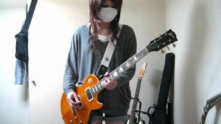 Guns N` RosesのRight next door to hellを弾いてみた