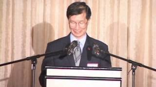 TorontoTV-John Mccallum fund raising dinner -20070307