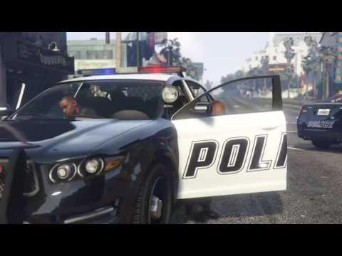 Heist Fail Part 1 (Grand Theft Auto V)