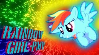Rainbow Girl (PMV)