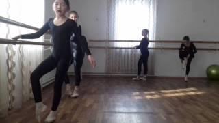 Урок по танцам ДШИ 4    #2
