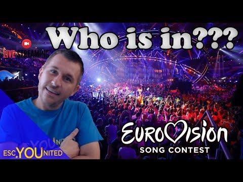 Mattitude - The Eurovision Live Stream