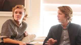 Thomas Mann, Olivia Cooke, RJ Cyler talk 'Me and Earl and the Dying Girl'