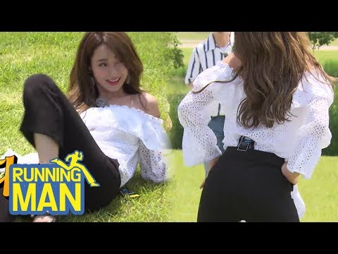 Gyeong Ree is Very Attractive!! Cute, Sexy, Got It All! [Running Man Ep 405]