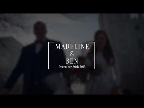 Salt Lake City Temple Wedding | Madeline & Ben