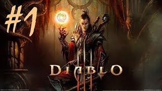 Прохождение Diablo 3. Чародей #1 - Упавшая звезда (Патч 2.0.4)