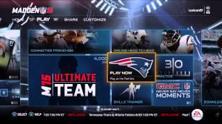 Madden NFL 15: Giant Bomb Quick Look