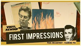 Paul McCartney Flaming Pie album review 2020 3LP | Vinyl Rewind