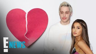 ariana grandes guide for coping after breakup e news