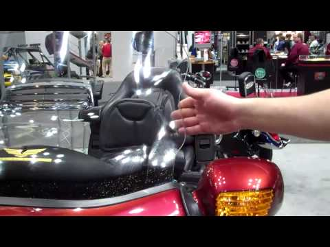 New VStream Goldwing windshield from J&P Cycles