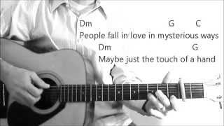 Gambar cover Thinking Out Loud-Ed Sheeran-Cover-lyrics chords