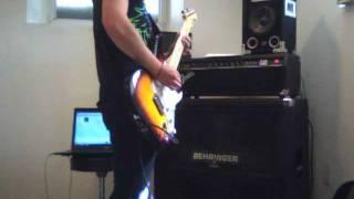"Smashing Pumpkins ""Tribute to Johnny"" Guitar Cover"