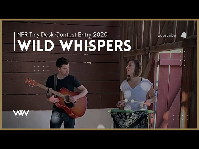 Wild Whispers   NPR Tiny Desk Contest Entry 2020   Icarus Rising (Live in the Barn)