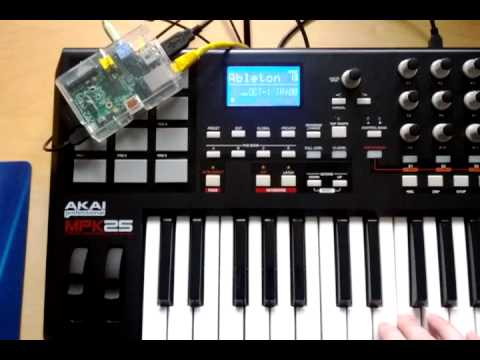 Repeat Raspberry Pi Midi by Nick Stanish - You2Repeat