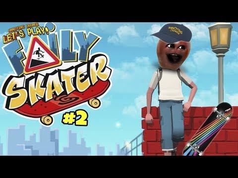 Faily Skater #2 [Midget Apple Plays]