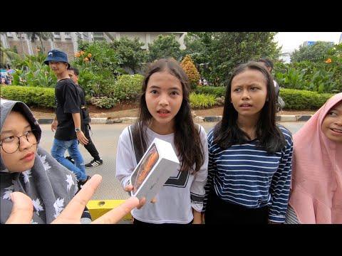 SAWER IPHONE Xs Max | Episode Cewek Cantik Mirip Cewek BULE..!!