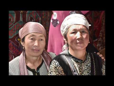 Zu den Schätzen der Seidenstraße: Hoher Pamir - Samarkand - Buchara  mit Trekking in Kirgistan