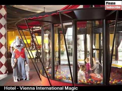Best Paris Hotels Vienna International Magic Circus