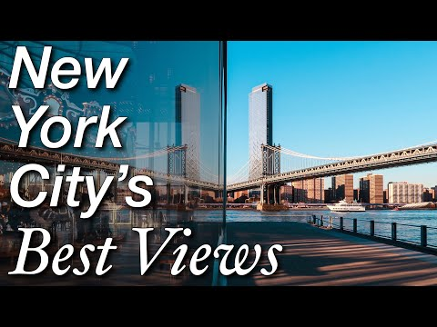 BEST VIEW OF NEW YORK CITY?!   Things To Do NYC   New York City Vlog