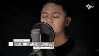 Acoustic Music   More Than Words - Extreme Cover