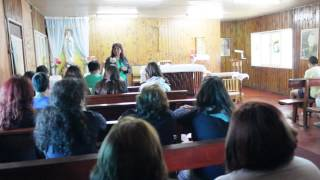 Semana Misionera en Curanilahue