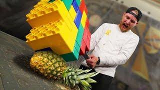 DIY Giant LEGO Weapons!
