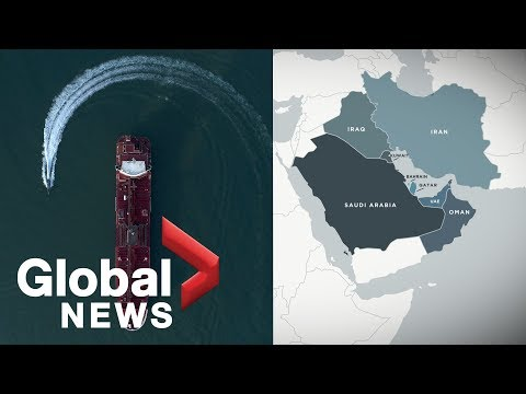 Iran tanker controversy: Why the Strait of Hormuz is so important